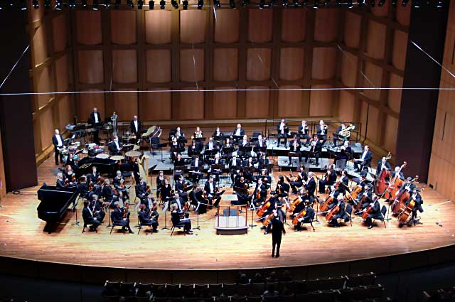 Goodshow Events Memphis Symphony Orchestra Stagecraft